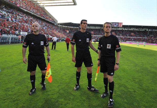 Se retrasan la segunda parte de los partidos por el incidente en Pamplona