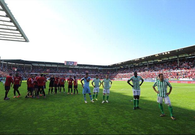 Eigentor schießt Valladolid in Liga zwei, auch Osasuna muss runter