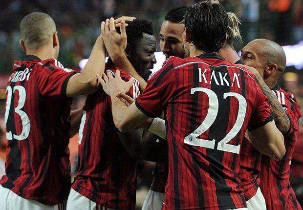 Milan 2-1 Sassuolo: Los de Clarence Seedorf no estarán en Europa