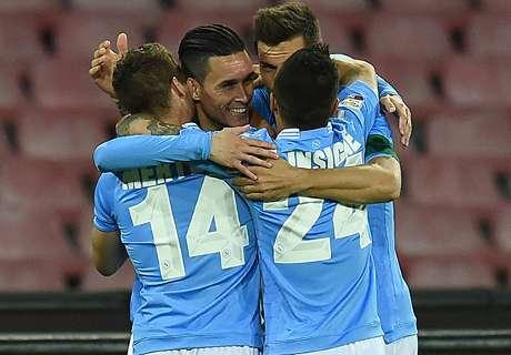 Champions: Napoli, le possibili sfidanti
