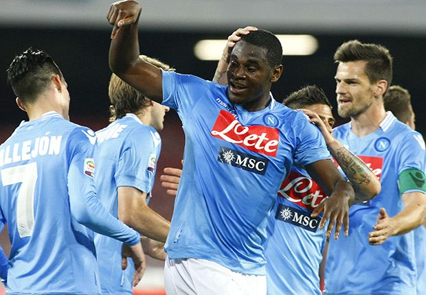 Napoli 5-1 Hellas Verona: Zapata & Mertens end season in style