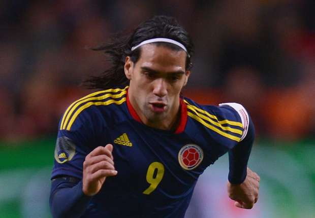 Falcao to join up with Colombia squad despite World Cup KO rumours