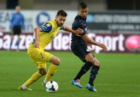 Player Ratings: Chievo 2-1 Inter