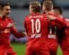 RB Leipzig reaches Bundesliga summit with win in Leverkusen
