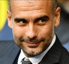 Pep names 'the best coach in the world'
