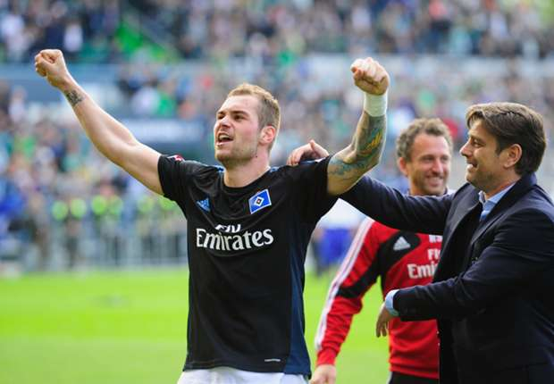 Lasogga: I was desperate to ensure survival
