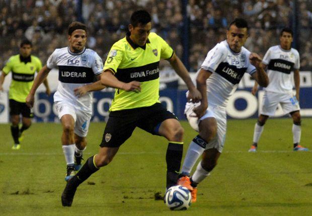 Boca le ganó a Gimnasia y sueña con entrar a la Libertadores