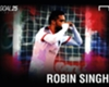 Goal 25 2015-16: Robin Singh: The Robin who keeps rising from setbacks