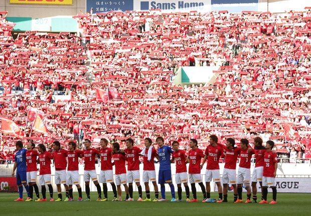 A sold-out crowd of over 54,000 watched Urawa Reds' triumph