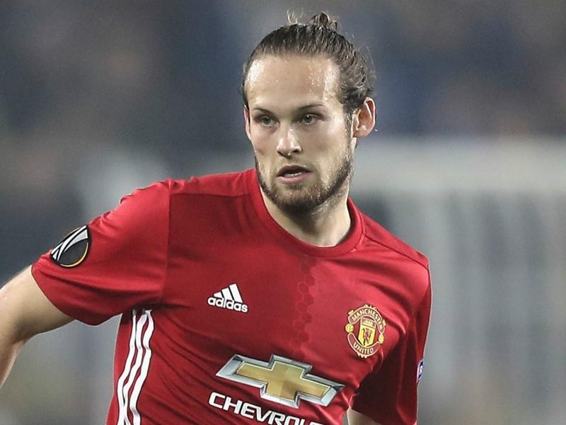 Blind happy to take leading role during Man Utd injury crisis