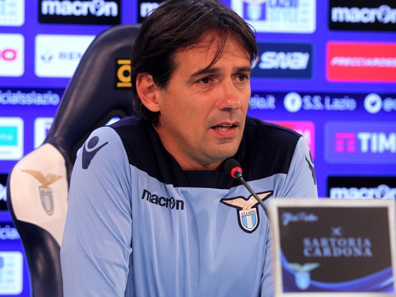 Lazio, Inzaghi non si nasconde: Penso al derby con la Roma da Auronzo