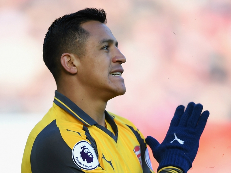 Wenger reveals why he started 'remarkable' Alexis against Man Utd