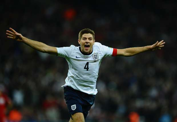 Gerrard: There is no harm in England dreaming