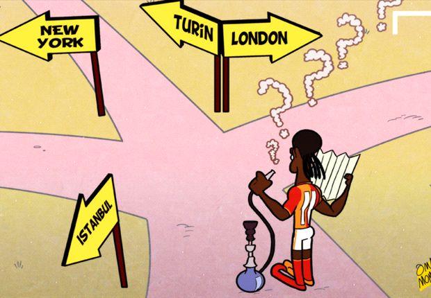 ¿Dónde jugará Didier Drogba la próxima temporada?