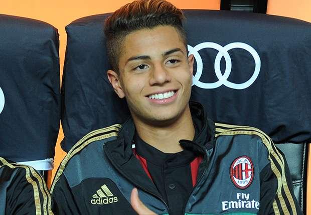 Hachim Mastour est toujours un joueur de l'AC Milan