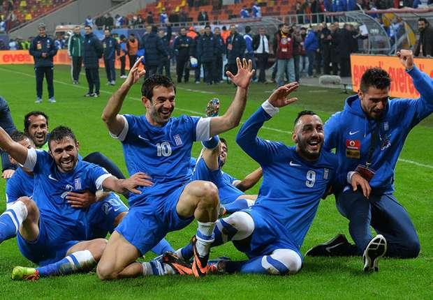Giorgios Samaras y Karagounis liderarán a Grecia en el Mundial de Brasil