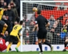 Giroud salva al Arsenal en Old Trafford ante Manchester United