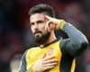 Walcott: Giroud is frustrated