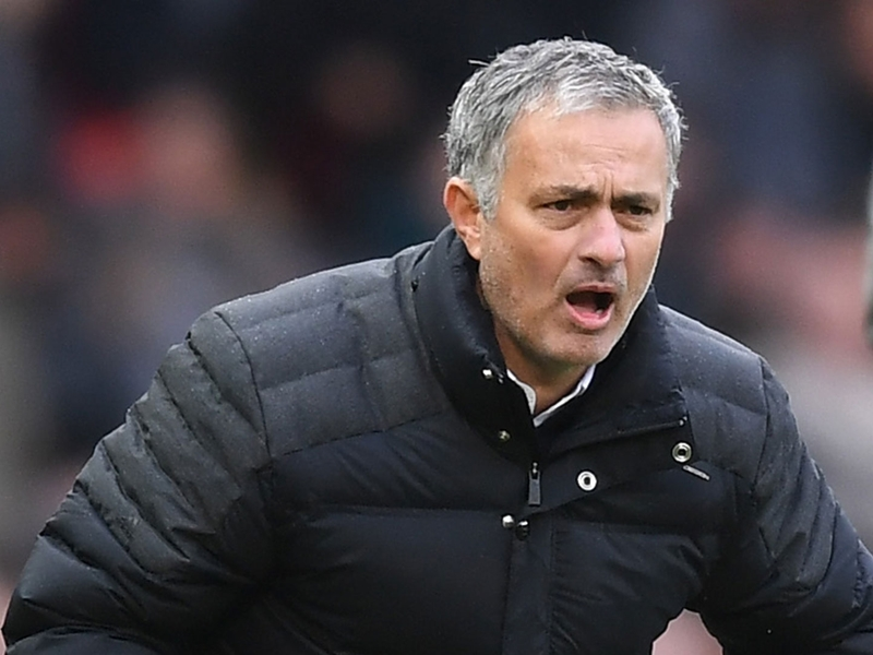 """Manchester United, Mourinho : """"Nous sommes l'équipe la plus malchanceuse de Premier League"""""""