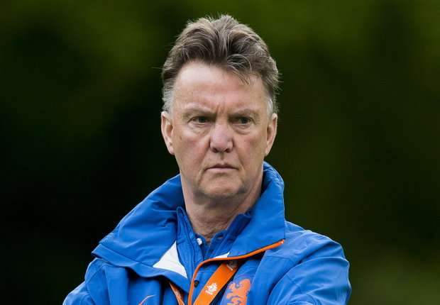 Rooney: Van Gaal is a great appointment for Manchester United