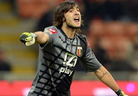 Perin rejected Bayern Munich