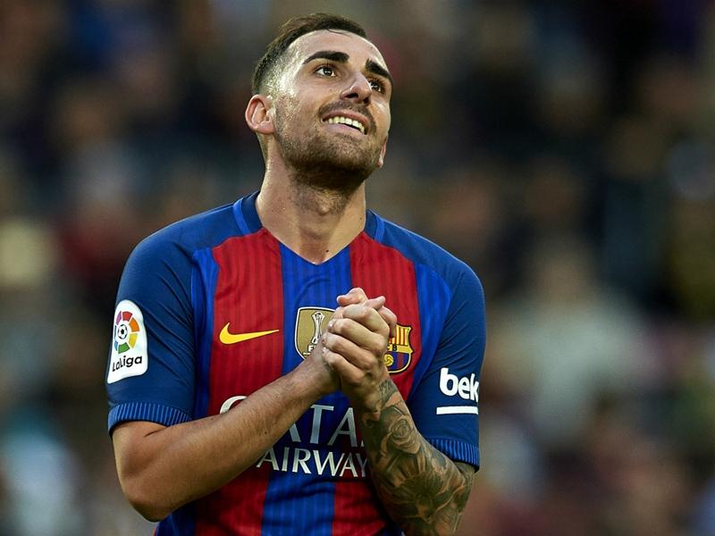 """Barça, Paco Alcacer : """"La chance n'est pas de mon côté"""""""