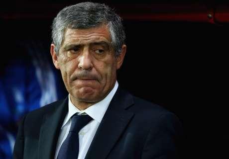 Fernando Santos named Portugal boss
