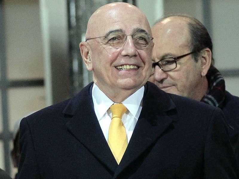 Ultime Notizie: Galliani ha avuto l'ideona: mista MilanInter contro rappresentative delle città dei derby europei