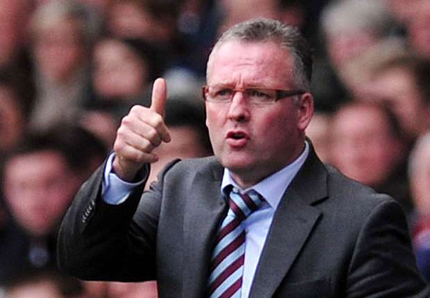 Lambert hoping Villa arrives at full fitness for opening Premier League contest