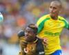 Mitchell Katsvairo of Chiefs & Wayne Arendse of Sundowns