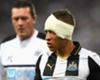 Newcastle striker Gayle loses four teeth and knocked out in brawl