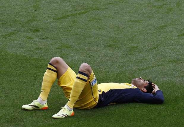 Simeone waiting on Costa fitness