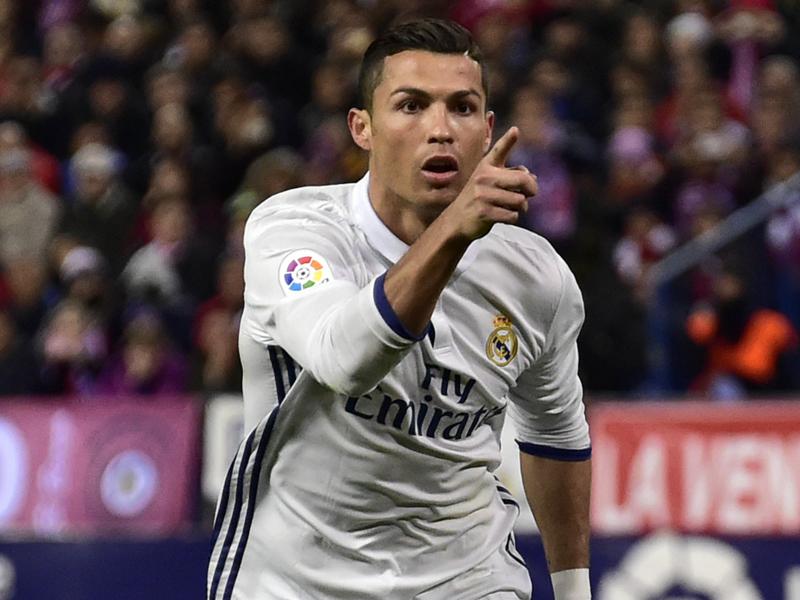 Atletico Madrid-Real Madrid 0-3: Ronaldo zittisce il Calderon, è show Blancos