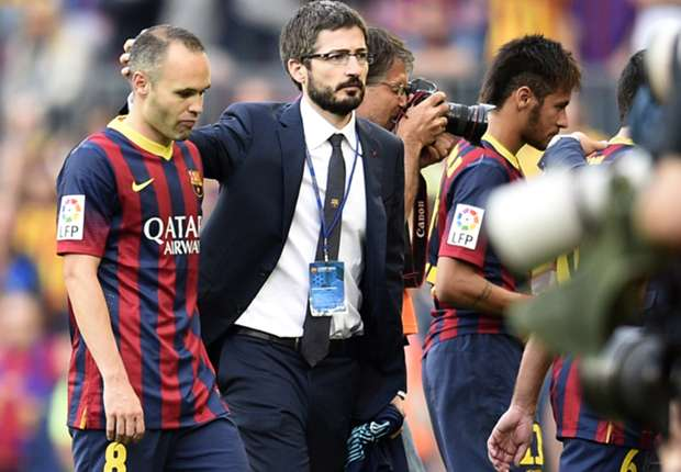 Iniesta: This season was disappointing