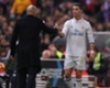 Zidane not sold on Ronaldo as number nine despite derby hat-trick