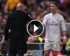 video Zidane Cristiano Ronaldo Atletico Real Madrid La Liga 19112016