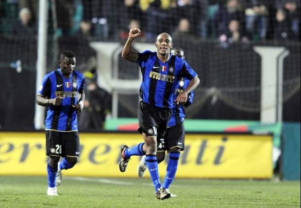 Maicon Brace Lifts Inter Past Siena