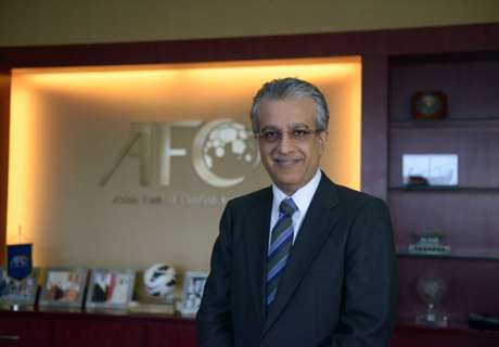 AFC president condemns Israel army