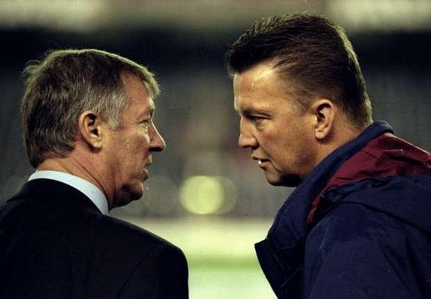 Van Gaal is like Ferguson, says Van Nistelrooy