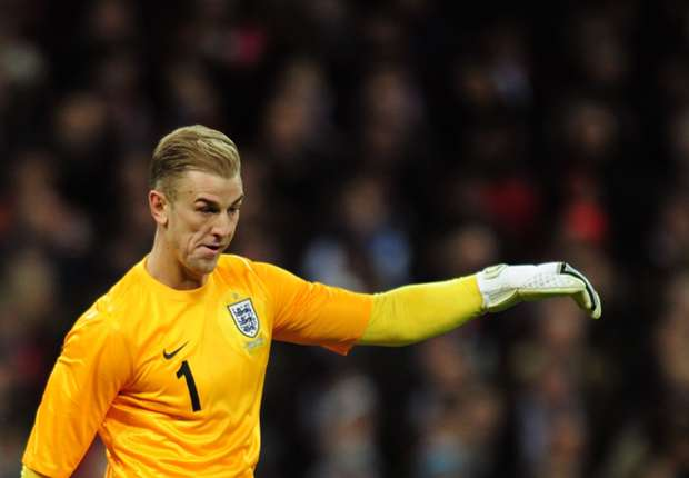 Hart: England must aim for World Cup glory