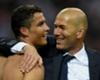 Zidane justifie la sortie de Ronaldo
