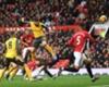 Giroud poses with Man Utd legend Beckham after Old Trafford goal