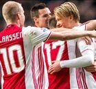 Ajax in goede vorm tegen Panathinaikos