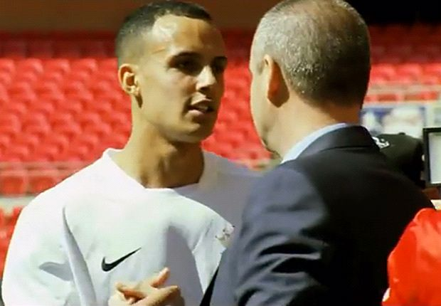 Meet the amateur winger who dazzled Ginola at Wembley