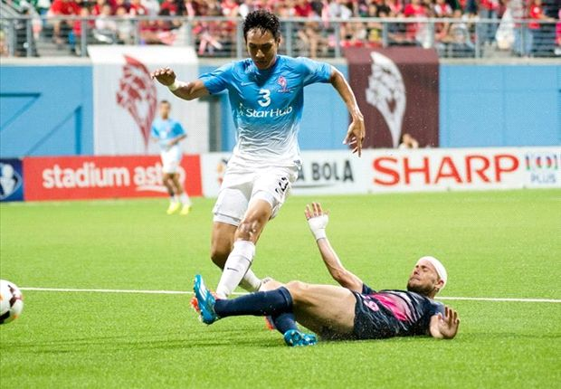 Afiq disappointed with game-changing penalty decision
