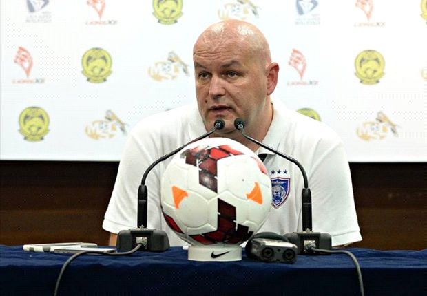 Bojan Hodak is still confident that JDT can win the MSL title