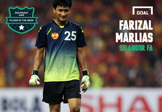 Goal Southeast Asia Player of the Week: Farizal Marlias