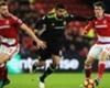 Chelsea doblegó al Middlesbrough y es el único líder de la Premier