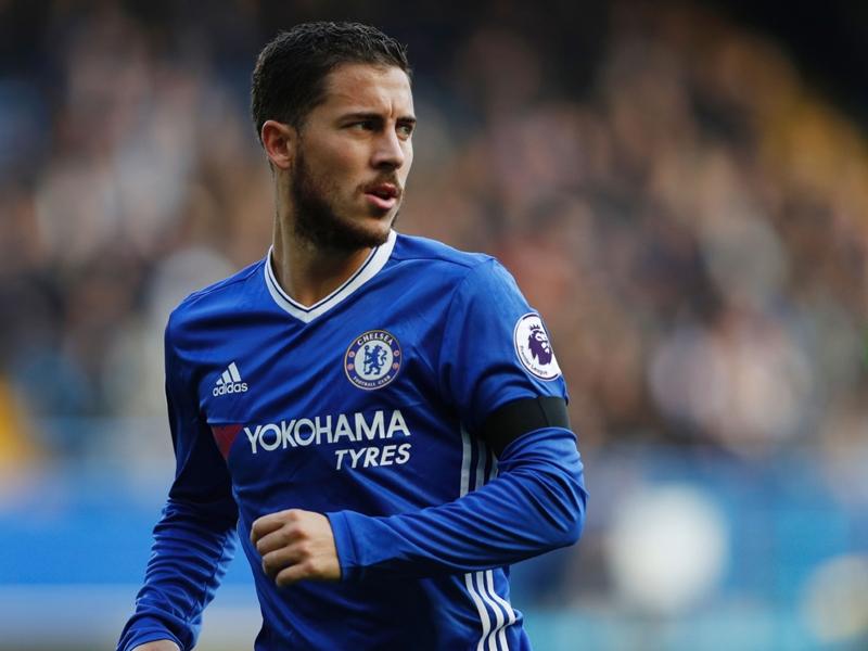 Chelsea, Hazard ne cite pas Arsenal dans les prétendants au titre