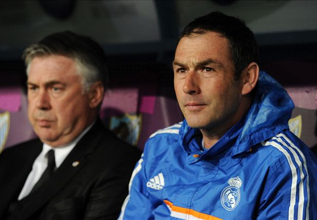 Real Madrid assistant Clement rules out West Brom move